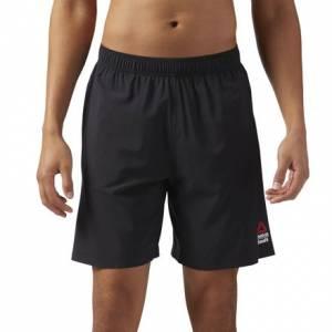 Reebok CrossFit Mobile Men's Training Shorts in Black