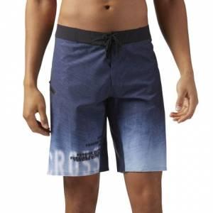 Reebok CrossFit Dip Dyed Men's Training Shorts in Collegiate Navy