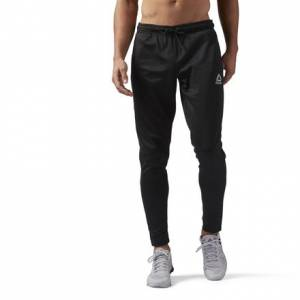 Reebok Workout Ready Men's Training Track Pants in Black