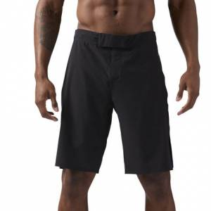 Reebok LES MILLS Speedwick Men's Studio Shorts in Black