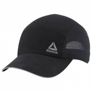 Reebok Running Performance Unisex Hat in Black