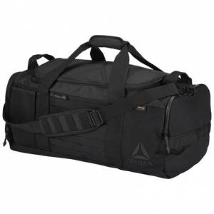 Reebok CrossFit Men's Training Grab-and-Go Duffle Bag in Black