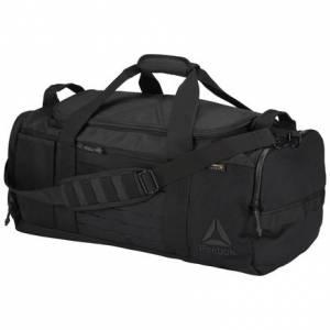 Reebok CrossFit Men's Training Grab-and-Go Duffle Bag in Black