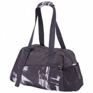 Reebok Enhanced Lead & Go Graphic Women's Training Grip Bag in Smoky Volcano