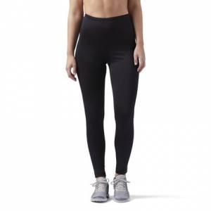 Reebok Women's Workout Training Ready Leggings in Black