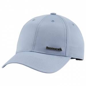 Reebok Women's Training Cap in Rain Cloud Blue