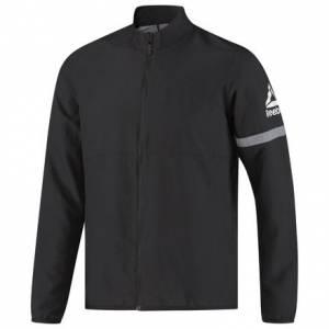 Reebok Running Woven Men's Jacket in Black