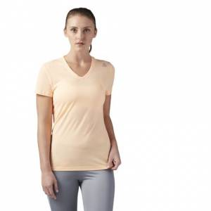 Reebok Women's Training Supremium Tee in Desert Glow