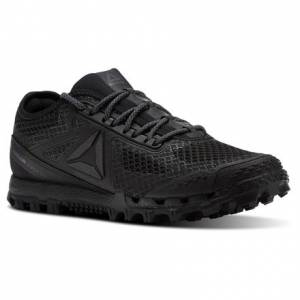 Reebok AT Super 3.0 Stealth Women's Running Shoes in Black / Ash Grey