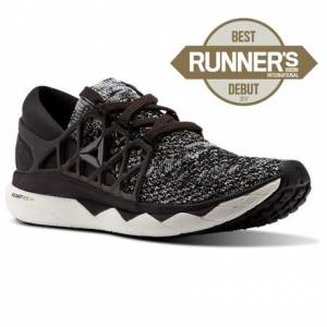 Reebok Floatride Run Women's Running Shoes in Black / Coal / White