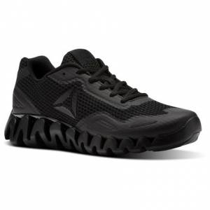 Reebok Zig Pulse - SE Men's Running Shoes in Black