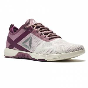 Reebok CrossFit Grace Women's Training Shoes in Smoky Orchid / Chalk / Washed Plum / Silver Met