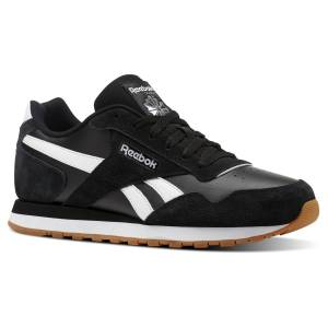 Reebok Classic Harman Run Men's Lifestyle Shoes in Black