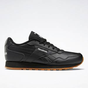 Reebok Classic Harman RUN Women's Retro Running Shoes in Black