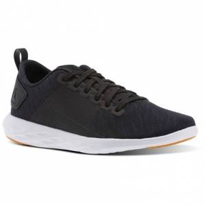 Reebok Astroride Walk Women's Walking Shoes in Coal Black