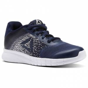 Reebok Instalite Run - Pre-School Kids Running Shoes in Collegiate Navy