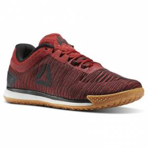 Reebok JJ II Men's Fitness Training Shoes in Rich Magma / Primal Red / Black / Gum