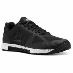 Reebok CrossFit Speed TR 2.0 Women's Training Shoes in Black / White / Silver
