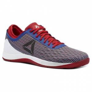 Reebok CrossFit Nano 8 Flexweave Men's Training Shoes in Red / Blue