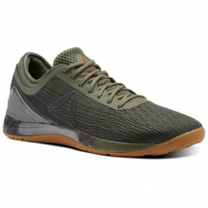 Reebok CrossFit Nano 8 Flexweave™ Camo Men's Training Shoes in Hunter Green