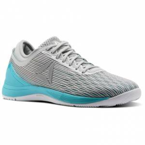 Reebok CrossFit Nano 8 Flexweave Women's Training Shoes in White / Grey / Teal