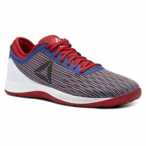 Reebok CrossFit Nano 8 Flexweave Women's Training Shoes in Red / Blue