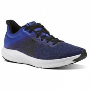Reebok OSR Distance 3.0 Men's Running Shoes in Acid Blue / Black