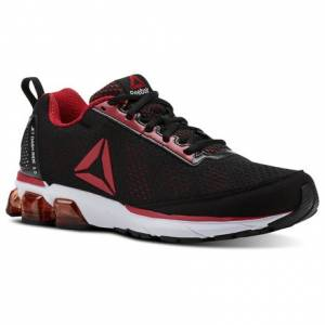 Reebok Jet Dashride 5.0 Men's Running Shoes in Black / Excellent Red / White