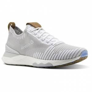 Reebok FLOATRIDE 6000 Men's Running Shoes in White / Skull Grey