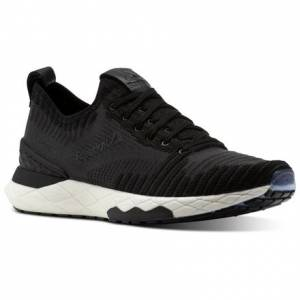 Reebok FLOATRIDE 6000 Women's Running Shoes in Black / Coal / White