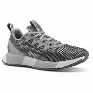 Reebok Fusion Flexweave® Women's Lifestyle, Running Shoes in Tin Grey