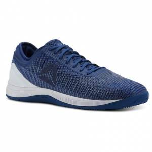Reebok CrossFit Nano 8 Flexweave® Men's Training Shoes in Bunker Blue