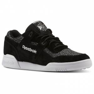 Reebok Workout Plus Flexweave® Men's Fitness, Lifestyle Shoes in Black
