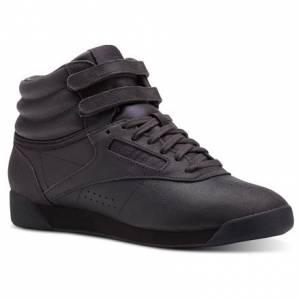 Reebok Freestyle Hi Women's Fitness Shoes in Dark Smoky Volcano