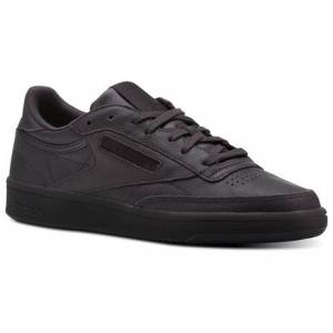 Reebok Club C 85 Women's Court Shoes in Smoky Volcano