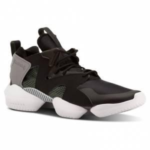 Reebok 3D OP. LITE Unisex Retro Running Shoes in Black