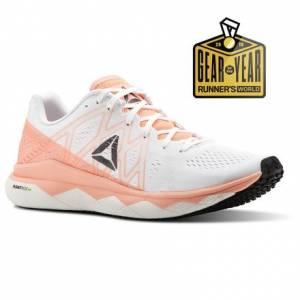 Reebok Floatride Run Fast Women's Running Shoes in Digital Pink / White