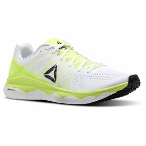 Reebok Floatride Run Fast Men's Running Shoes in Solar Yellow / White