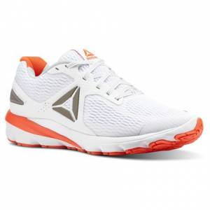 Reebok Harmony Road 2 Men's Running Shoes in White / Atomic Red