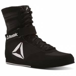 Reebok Men's Boxing Combat Boots in Black