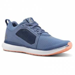 Reebok DRIFTIUM RIDE Women's Running Shoes in Blue Slate