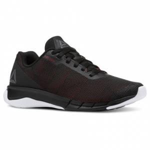 Reebok Flexweave® Run Kids Running Shoes in Black