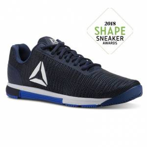 Reebok Speed TR Flexweave® Men's Training Shoes in Navy