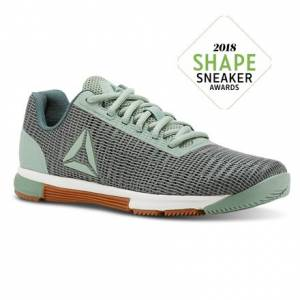 Reebok Speed TR Flexweave® Women's Training Shoes in Green
