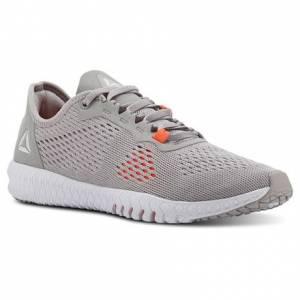 Reebok Flexagon Women's Training Shoes in Whisper Grey