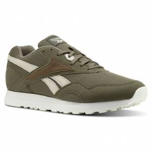 Reebok Rapide Unisex Retro Running, Lifestyle Shoes in Terrain Grey