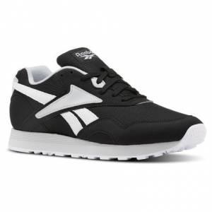 Reebok Rapide Unisex Lifestyle, Retro Running Shoes in Black