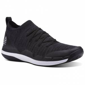 Reebok Ultra Circuit TR ULTK LES MILLS Men's Studio Shoes in Black / Ash Grey