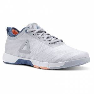 Reebok Speed Her TR Women's Training Shoes in Spirit White / Cloud Grey