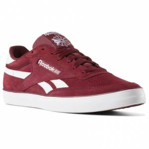 Reebok Men's Court Shoes Revenge Plus in Red